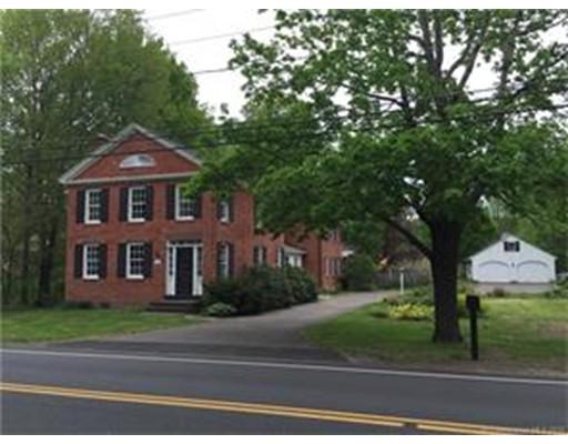 联栋屋 为 出租 在 50 Springfield Road #A 50 Springfield Road #A 萨默斯, 康涅狄格州 06071 美国