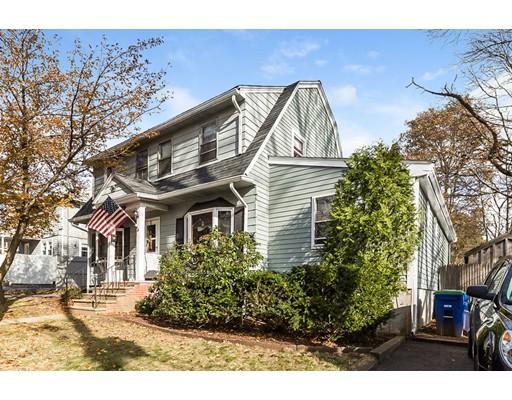 Частный односемейный дом для того Продажа на 55 Arthur Street 55 Arthur Street Braintree, Массачусетс 02184 Соединенные Штаты