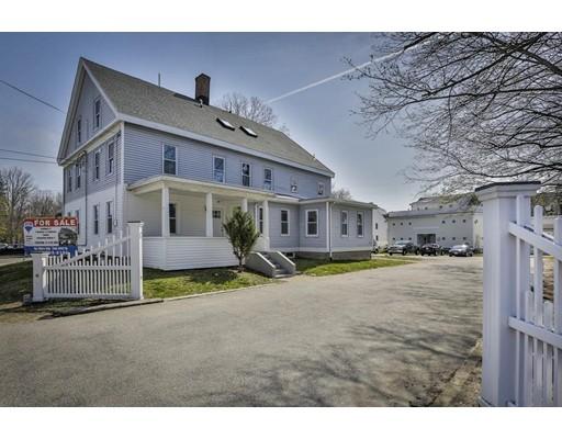 Condominio por un Alquiler en 4 Congress Street #4A 4 Congress Street #4A Amesbury, Massachusetts 01913 Estados Unidos