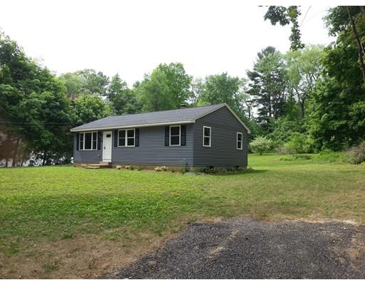 Single Family Home for Sale at 128 Smithville Road Spencer, Massachusetts 01562 United States