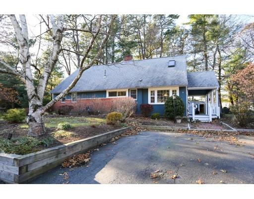 Maison unifamiliale pour l Vente à 4 Kelsey Road 4 Kelsey Road Natick, Massachusetts 01760 États-Unis