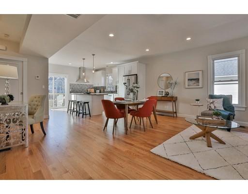 Appartement en copropriété pour l Vente à 56 Vernon Street 56 Vernon Street Somerville, Massachusetts 02145 États-Unis