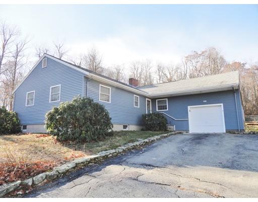 Частный односемейный дом для того Продажа на 89 Glenwood Road 89 Glenwood Road Rutland, Массачусетс 01543 Соединенные Штаты