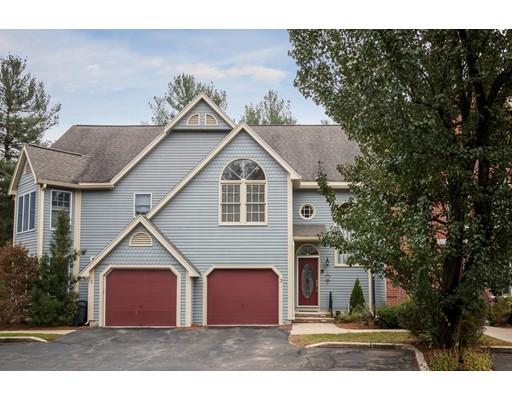 Appartement en copropriété pour l Vente à 3 Forest Lane 3 Forest Lane Hopkinton, Massachusetts 01748 États-Unis