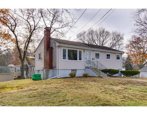 Частный односемейный дом для того Продажа на 28 Glen Avenue 28 Glen Avenue Burlington, Массачусетс 01803 Соединенные Штаты