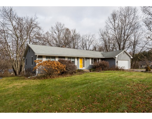 Single Family Home for Sale at 1174 Bay Road 1174 Bay Road Amherst, Massachusetts 01002 United States