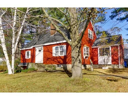 Частный односемейный дом для того Продажа на 18 Olean Road 18 Olean Road Burlington, Массачусетс 01803 Соединенные Штаты