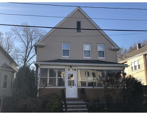 Casa Unifamiliar por un Alquiler en 66 Paris St #66 66 Paris St #66 Medford, Massachusetts 02155 Estados Unidos