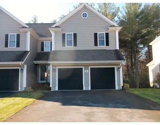 Condominium for Sale at 5 Stagecoach Lane East Bridgewater, 02333 United States