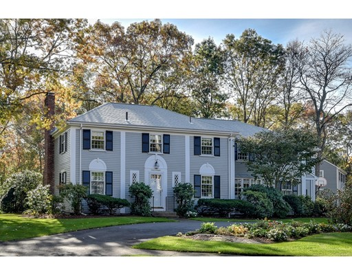 Single Family Home for Sale at 62 Westgate 62 Westgate Wellesley, Massachusetts 02481 United States
