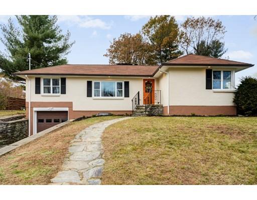 Частный односемейный дом для того Продажа на 56 Montana Drive 56 Montana Drive Holden, Массачусетс 01520 Соединенные Штаты