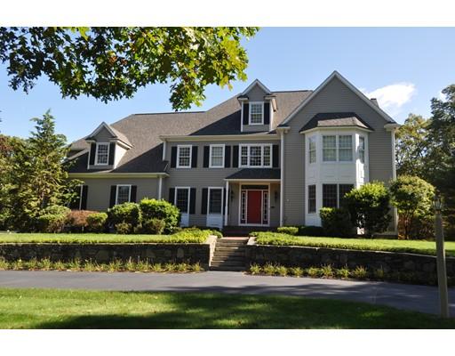 独户住宅 为 销售 在 20 Follett Drive Wrentham, 02093 美国