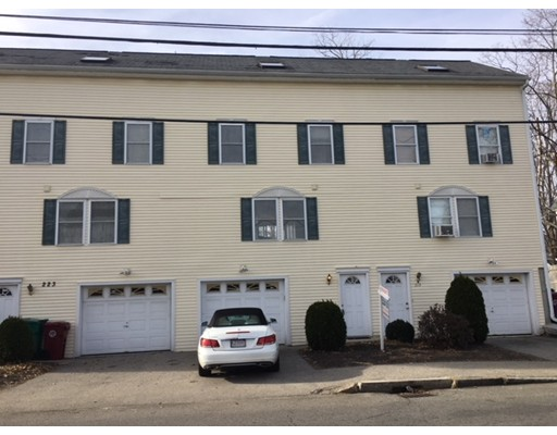 Single Family Home for Rent at 223 Wilder Street Lowell, 01851 United States