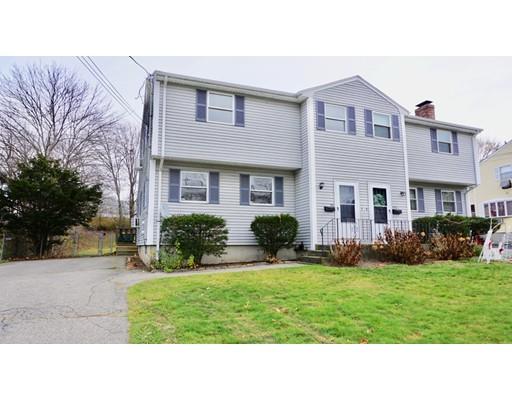 Частный односемейный дом для того Аренда на 154 Edgehill Road 154 Edgehill Road Norwood, Массачусетс 02062 Соединенные Штаты