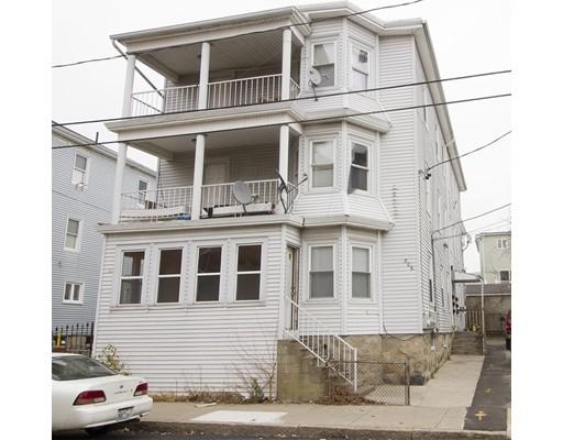 Maison avec plusieurs logements pour l Vente à 306 Harrison Street 306 Harrison Street Fall River, Massachusetts 02723 États-Unis