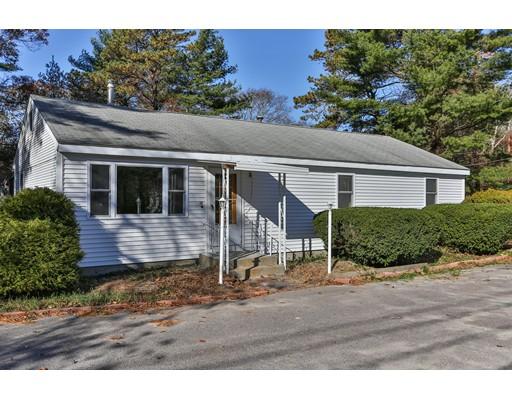 独户住宅 为 销售 在 110 Plymouth Avenue Wareham, 02538 美国