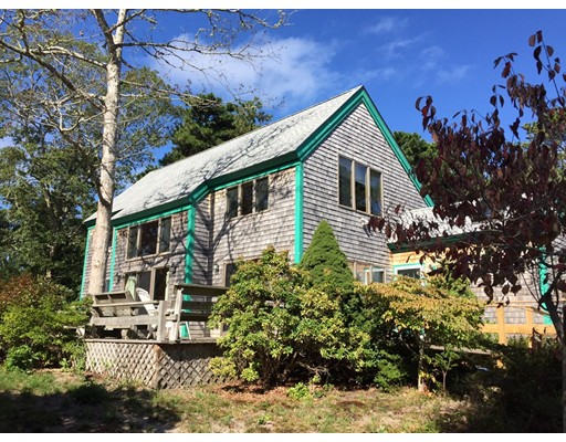 Single Family Home for Sale at 58 Munroe Avenue Oak Bluffs, 02557 United States