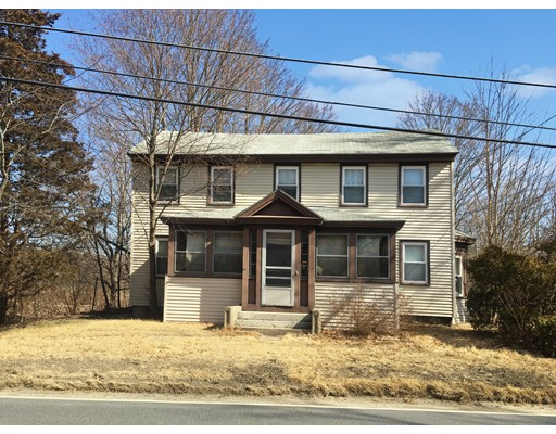 Maison unifamiliale pour l Vente à 1132 Hill Street 1132 Hill Street Northbridge, Massachusetts 01588 États-Unis