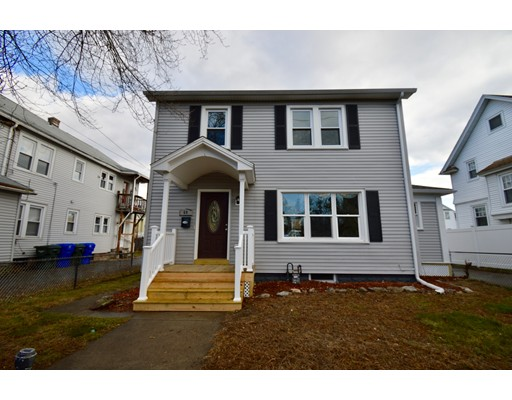 Single Family Home for Sale at 69 Edendale Street 69 Edendale Street Springfield, Massachusetts 01104 United States