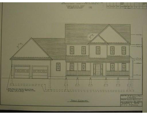 独户住宅 为 销售 在 2 Windstone Drive 诺斯布里奇, 01534 美国