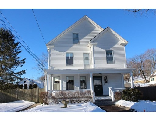 شقة للـ Rent في 55 Pearson #1 55 Pearson #1 Beverly, Massachusetts 01915 United States