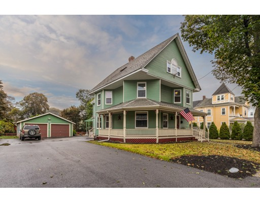 Single Family Home for Rent at 21 Eaton Street 21 Eaton Street Milton, Massachusetts 02186 United States