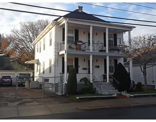 Multi-Family Home for Sale at 397 Columbus Avenue 397 Columbus Avenue Pawtucket, Rhode Island 02861 United States