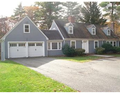 واحد منزل الأسرة للـ Rent في 3 Covey Road 3 Covey Road Walpole, Massachusetts 02081 United States