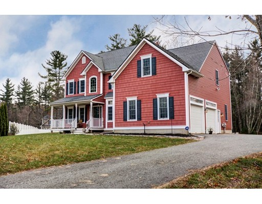 Single Family Home for Sale at 4 Sydney Circle 4 Sydney Circle Charlton, Massachusetts 01507 United States