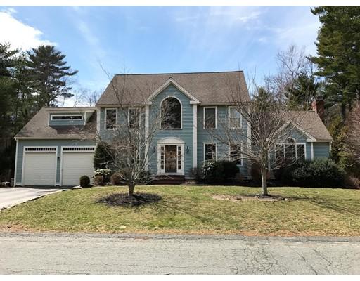 独户住宅 为 出租 在 1 Heritage Trail 1 Heritage Trail 斯基尤特, 马萨诸塞州 02066 美国