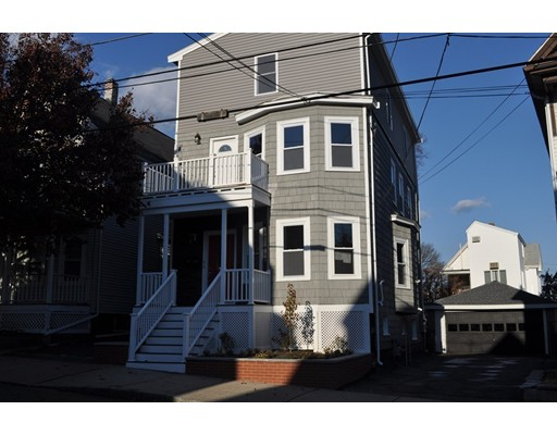Multi-Family Home for Sale at 33 Jackson Avenue 33 Jackson Avenue Everett, Massachusetts 02149 United States