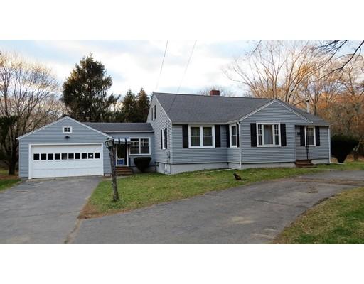 واحد منزل الأسرة للـ Sale في 784 Somerset Avenue 784 Somerset Avenue Dighton, Massachusetts 02764 United States