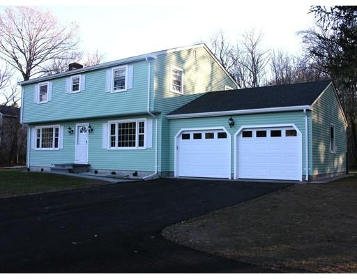Casa Unifamiliar por un Alquiler en 234 Ash Street 234 Ash Street Hopkinton, Massachusetts 01748 Estados Unidos