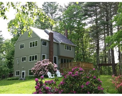 Single Family Home for Sale at 47 Bunnys Road 47 Bunnys Road Carver, Massachusetts 02330 United States