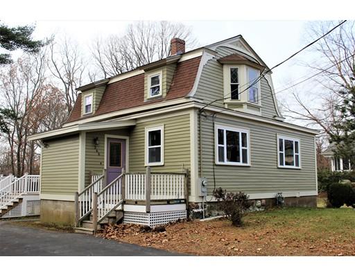 Maison unifamiliale pour l Vente à 366 Maple Street 366 Maple Street Danvers, Massachusetts 01923 États-Unis