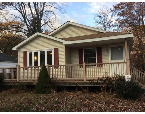 Casa Unifamiliar por un Alquiler en 47 Mcclintock Ave #0 47 Mcclintock Ave #0 Worcester, Massachusetts 01604 Estados Unidos