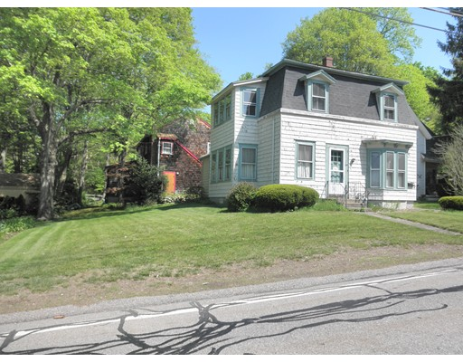 Single Family Home for Sale at 64 E Bacon Street Plainville, 02762 United States