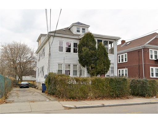 Multi-Family Home for Sale at 247 Wood Avenue 247 Wood Avenue Boston, Massachusetts 02136 United States
