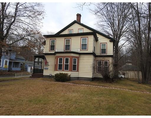 Коммерческий для того Аренда на 1782 Main Street 1782 Main Street Athol, Массачусетс 01331 Соединенные Штаты