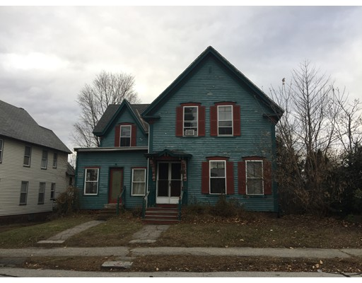 Single Family Home for Sale at 90 Sagamore Street 90 Sagamore Street Manchester, New Hampshire 03104 United States