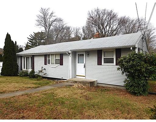Casa Unifamiliar por un Venta en 7 Teed Road 7 Teed Road Holbrook, Massachusetts 02343 Estados Unidos