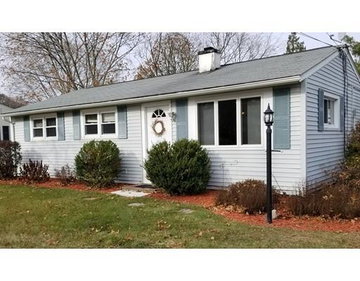 独户住宅 为 出租 在 167 E Bacon Street 167 E Bacon Street Plainville, 马萨诸塞州 02762 美国