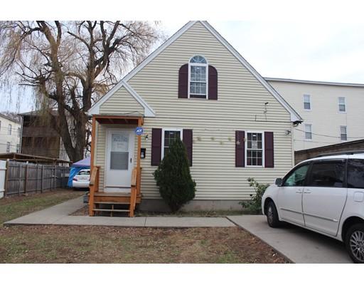 Casa Unifamiliar por un Alquiler en 4 Clapp Street 4 Clapp Street Worcester, Massachusetts 01610 Estados Unidos
