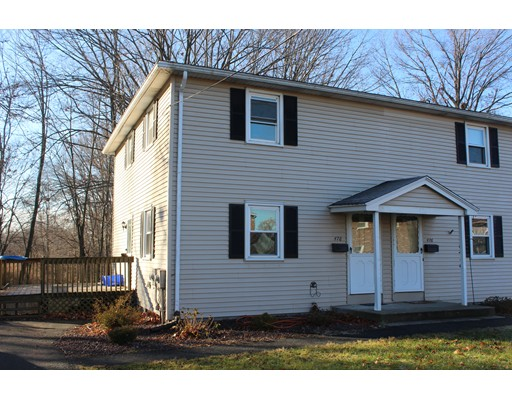 تاون هاوس للـ Rent في 478 Corey Street #left 478 Corey Street #left Agawam, Massachusetts 01001 United States