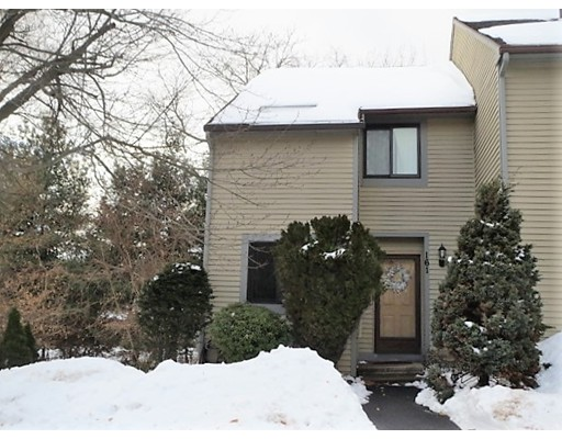 Condominium for Sale at 161 Greenwoods Lane #161 161 Greenwoods Lane #161 East Windsor, Connecticut 06088 United States