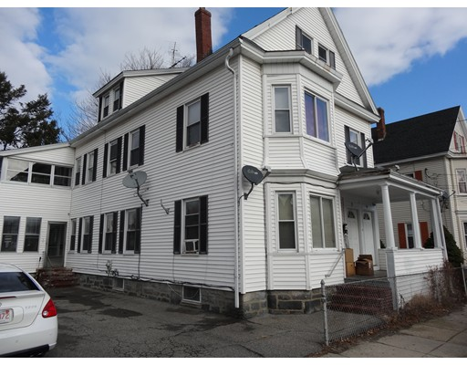 Multi-Family Home for Sale at 92 Abbott Street Lawrence, 01843 United States