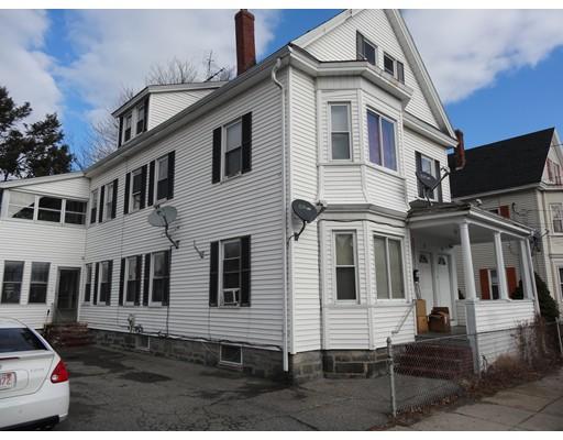 多户住宅 为 销售 在 92 Abbott Street 92 Abbott Street Lawrence, 马萨诸塞州 01843 美国