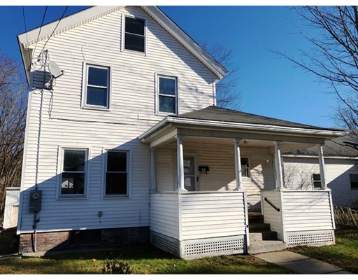 Single Family Home for Sale at 151 Silver Lake Street 151 Silver Lake Street Athol, Massachusetts 01331 United States