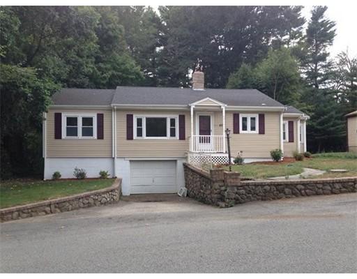 Casa Unifamiliar por un Venta en 45 1St Street 45 1St Street Raynham, Massachusetts 02767 Estados Unidos