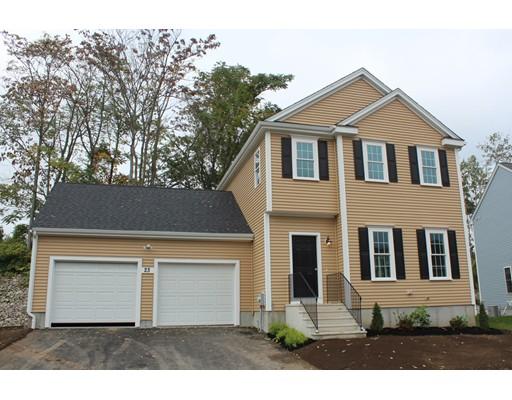 Maison unifamiliale pour l Vente à 12 Skyview Drive 12 Skyview Drive Millbury, Massachusetts 01527 États-Unis